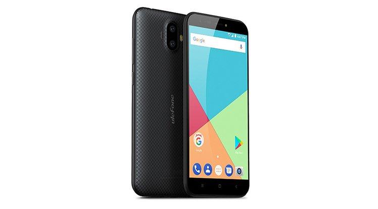 Ulefone S7 Dual 3G 16GB 2GB RAM Black