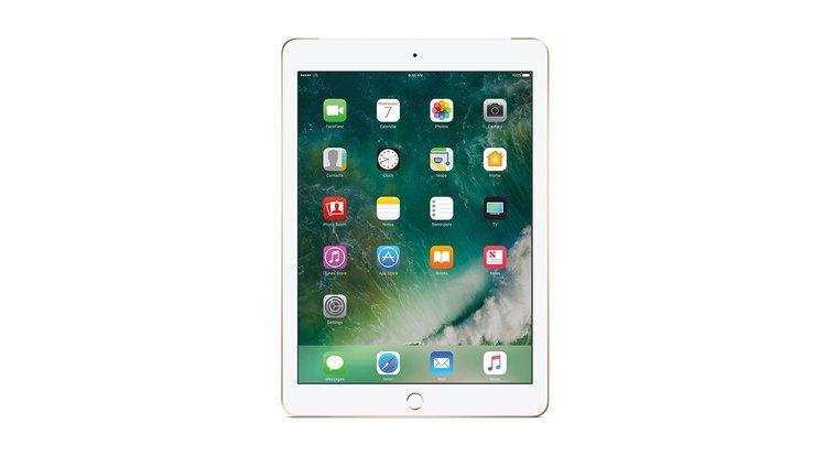 Apple iPad 9.7 (2017) LTE+WiFi 32GB Gold