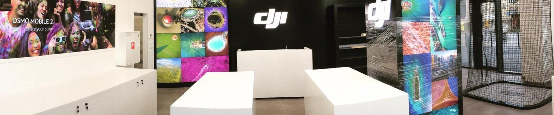 DJI ARS - Grand Opening