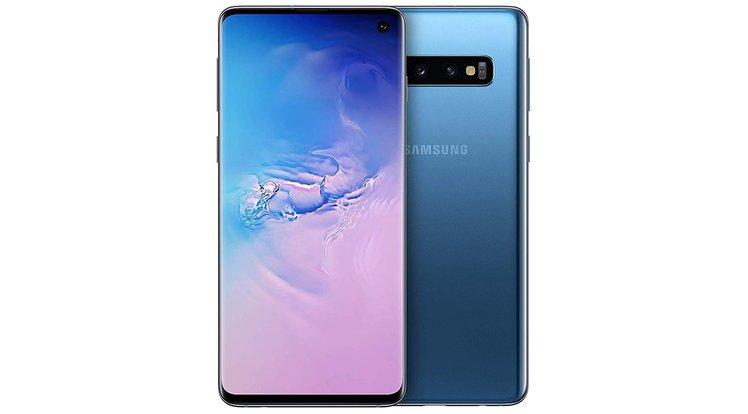 Samsung G9730 Galaxy S10 Dual LTE 128GB 8GB RAM Blue