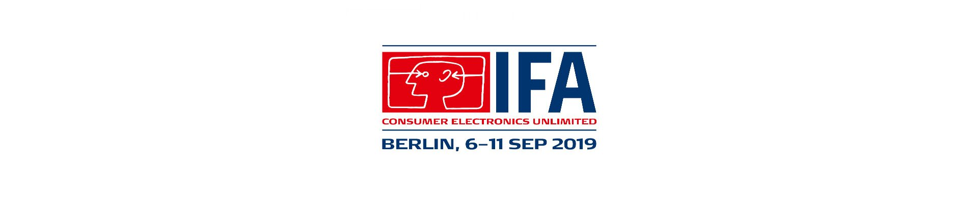 We are attending at IFA 2019!