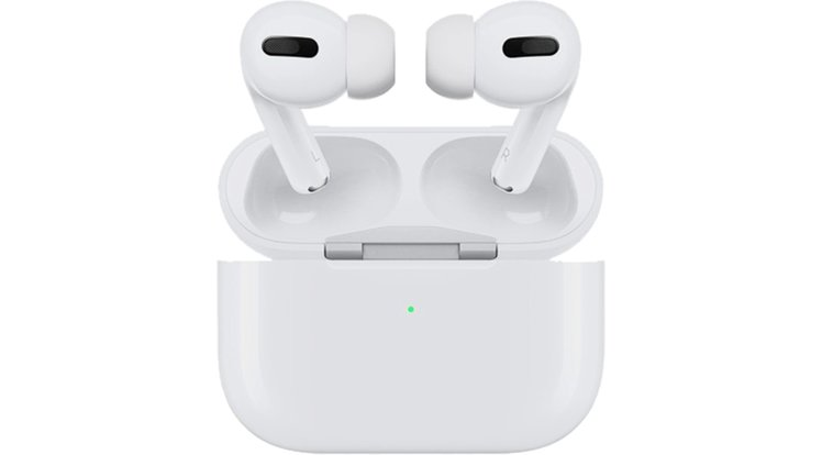 Apple Air Pods Pro White with Wireless Charging Case