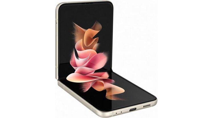 Samsung F711B Galaxy Z Flip 3 Dual 5G 128GB Creme
