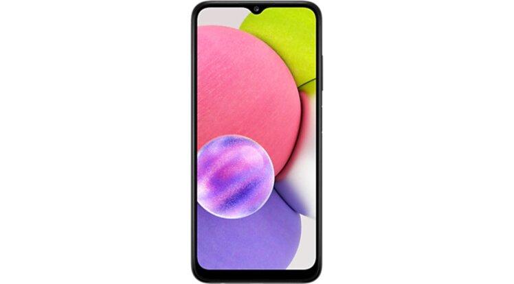 Samsung Galaxy A03s Dual LTE 64GB Black